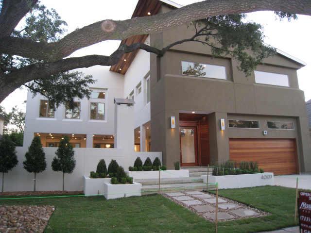 carl - Houston Modern Homes